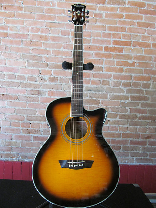 Washburn EA15 Tobacco Sunburst Acoustic-Electric