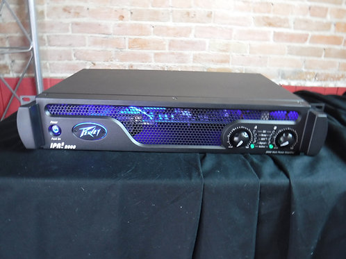 Peavey IPR2 2000 Lightweight Power Amp-New