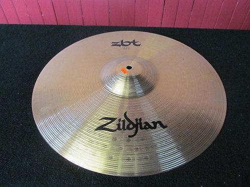 "Zildjian ZBT 18"" Crash - Used"