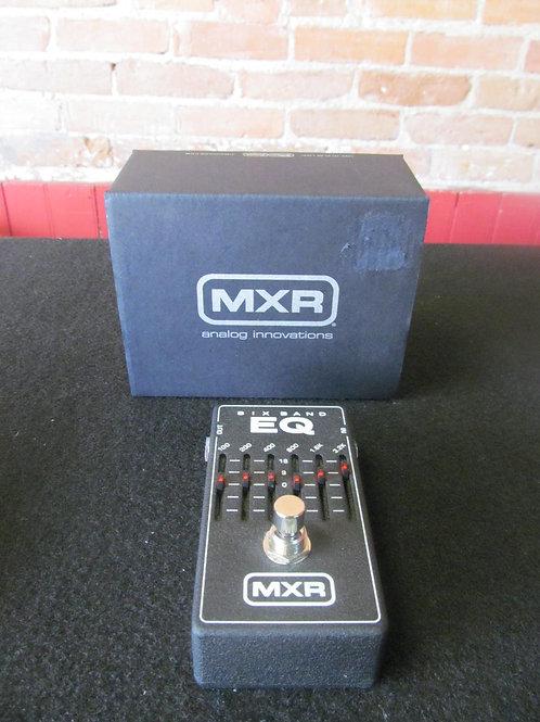 MXR 6-Band EQ