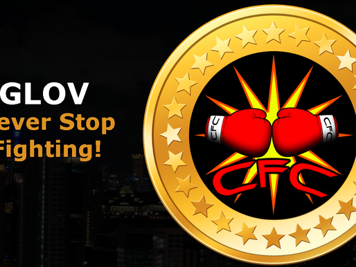 Meet GLOV Coin! - Updated*