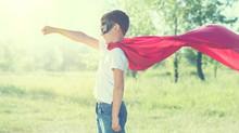 A Pilot, A Nurse or a Superhero