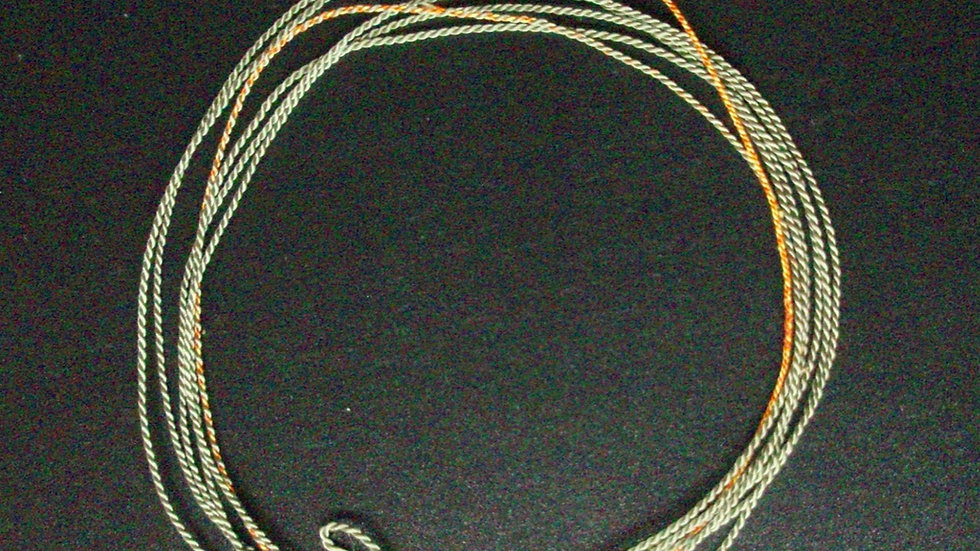 DRY FLY/Furled THREAD Leader/soft taper