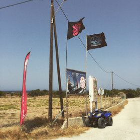 kitsurfing greece