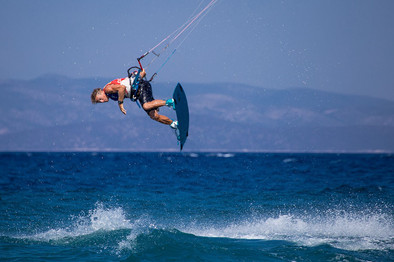 advance kite greece