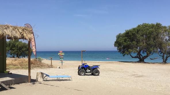 theologos beach