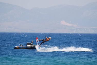 kitesurf greece