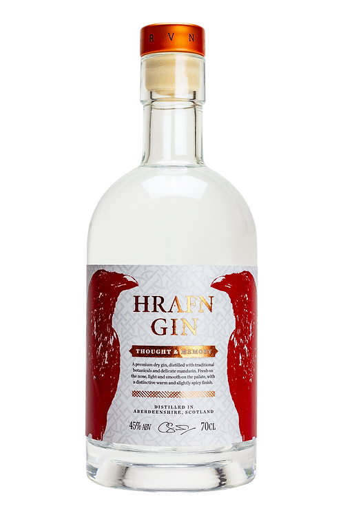 Hrafn Gin Thought & Memory