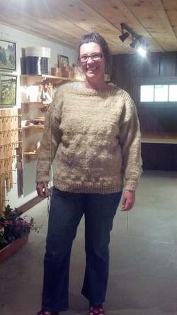 The sweater!!!