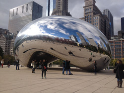 Me and The Bean