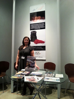 Canadian Crafts Federation booth