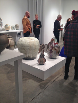 Works from the Mindy Solomon Gallery