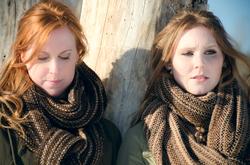 Handwoven alpaca shawl/scarf