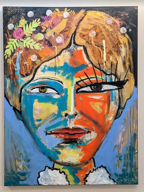 Lisa Bartlett Original Oil Painting