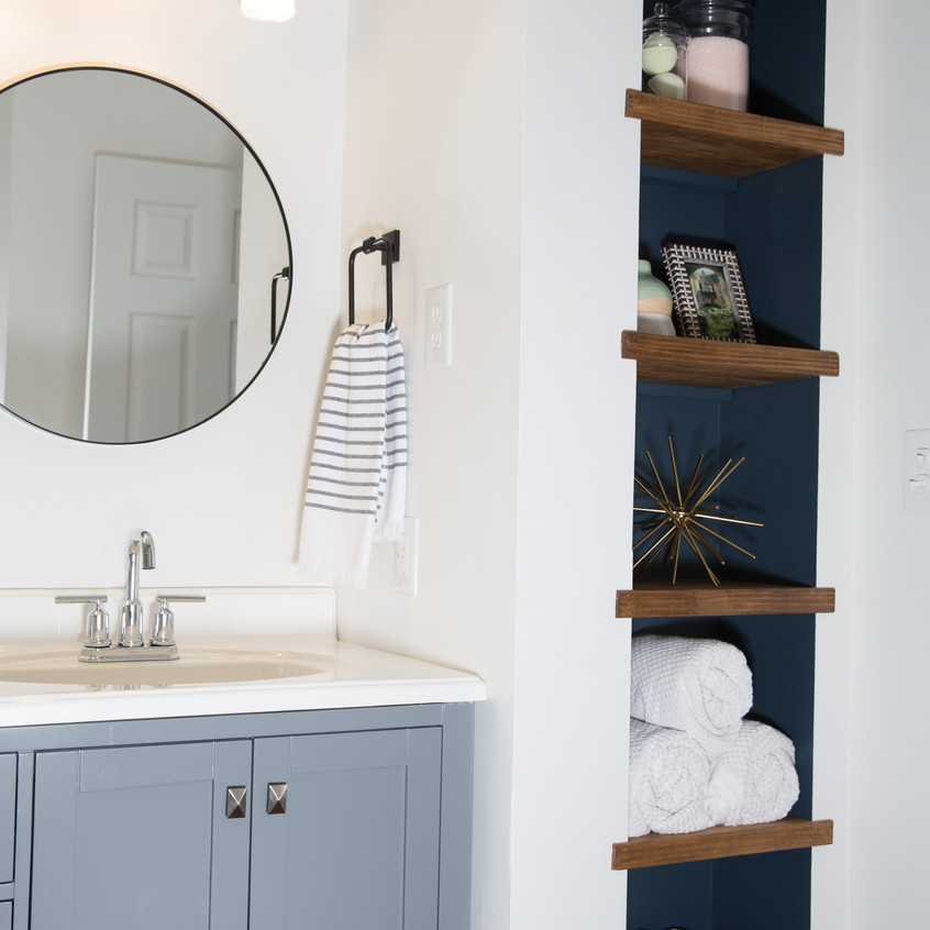 Vanity and Built-ins