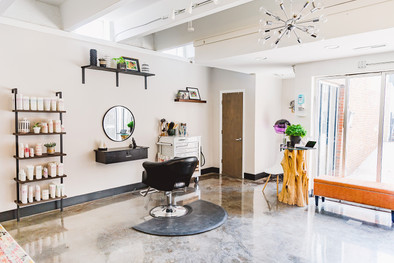 Light and Bright Salon