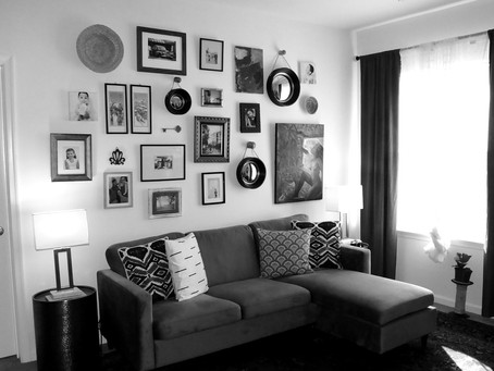 Creating a Stylish Gallery Wall