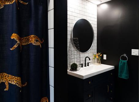 Jaguar Bathroom Remodel