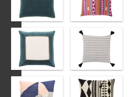 Accent Pillows We Love