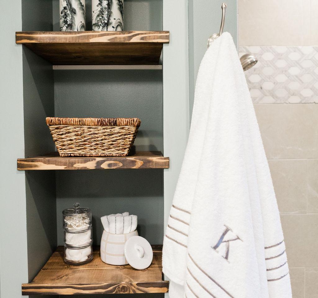Peek-a-Boo Bathroom Remodel