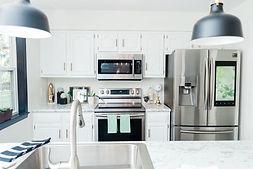 White + Bright Kitchen