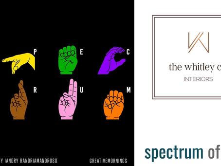 CreativeMornings | SPECTRUM