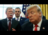 John Bolton: Trump despide a su asesor de Seguridad Nacional por fuertes desacuerdos