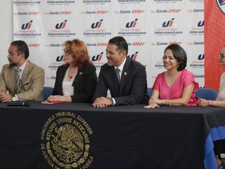 Héctor Sánchez al Poder Judicial a actuar con conciencia Social sensibilidad y respeto a la ley