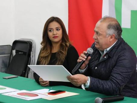 Con la elección de Alejandro Moreno el PRI estará más fuerte y unido, afirma Lorenzo Rivera