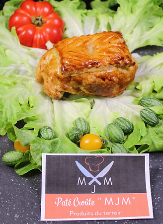 PATE CROUTE CHAMPENOIS