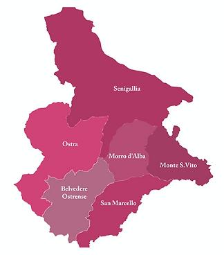 Area di produzione Lacrima di Morro