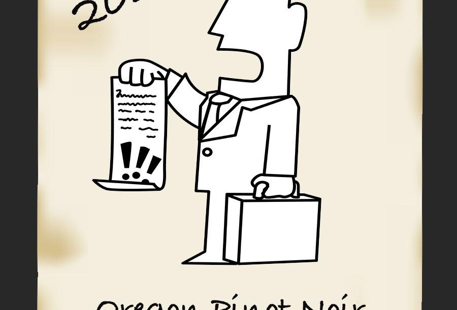 2016 Cease and Desist Estate Pinot Noir