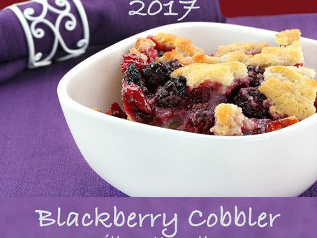 Blackberry Cobbler Red Wine Blend