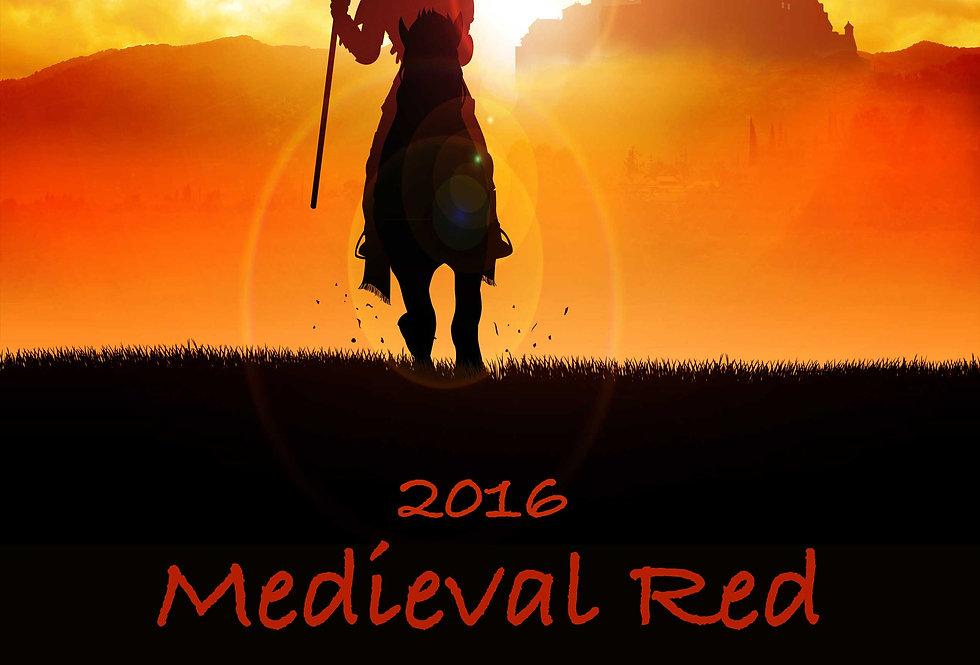 2016 Medieval Red Blend
