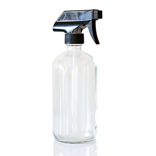 Glass Cleaning Spray Bottle