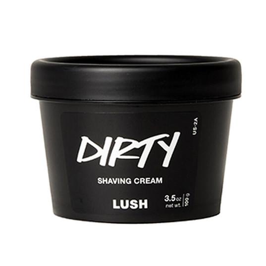 Dirty - Shaving Cream