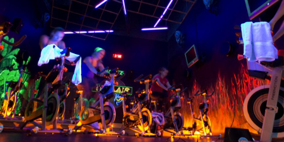 Electric Soul Spin + Sound Bath: Salt Cycle - Tiverton, RI