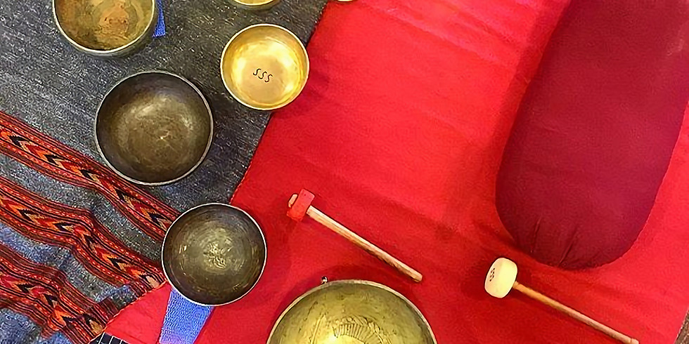 Sound Bath Meditation | Westport, MA