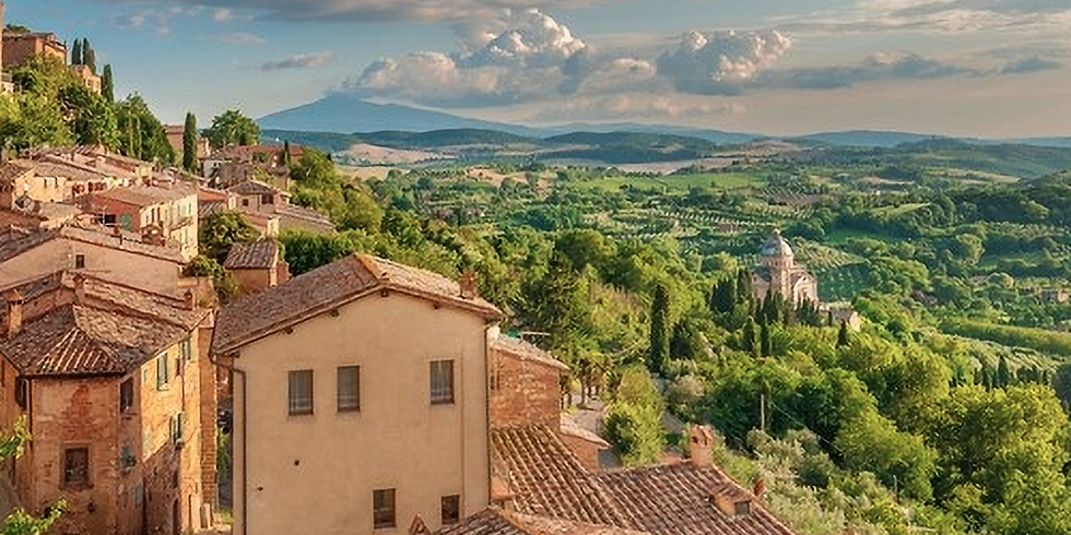 Vipassana 10-Day Silent Meditation  - Tuscany, Italy