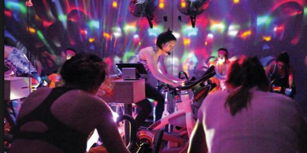 New Year Electric Soul Spin + Sound Bath: Salt Cycle - Tiverton, RI