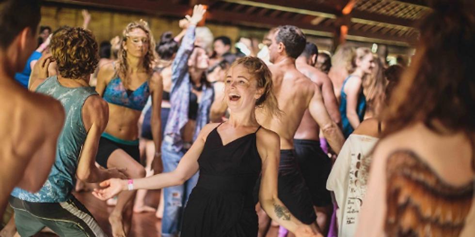 Ecstatic Dancing + Sound Bath in Boston, MA