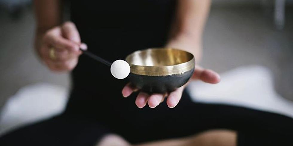 New Year Scent + Sound Bath: Open Doors Yoga - Canton, MA