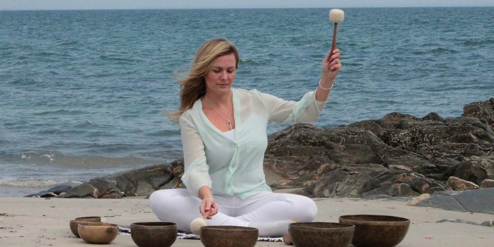 SALT & SOUND BATH: Salt & Serenity Wellness - New York
