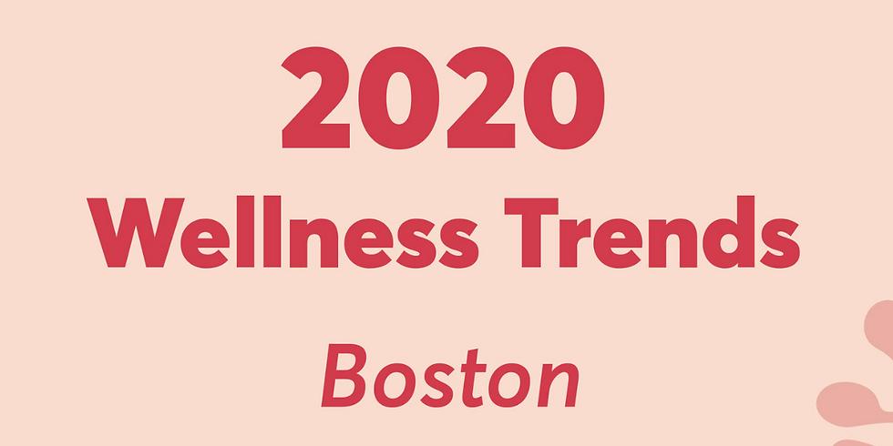 MINDBODY: 2020 Wellness Trends + Sound Bath