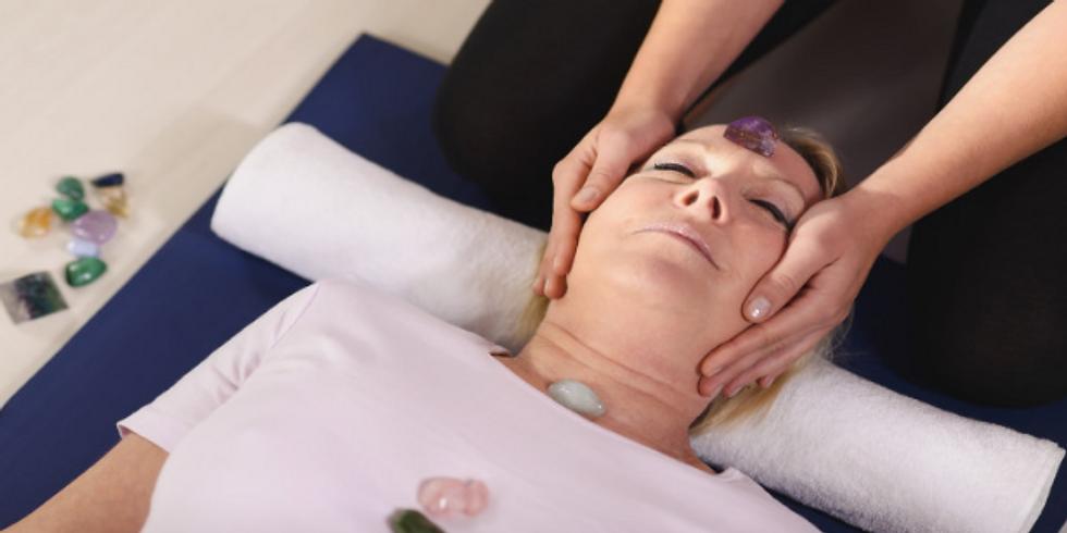 Sound Bath + Reiki Healing
