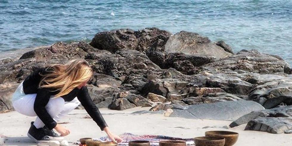 New Year Scent + Sound Bath: Seaside Yoga - Portsmouth, RI