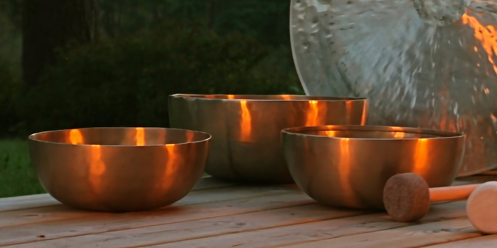 Full Moon Sound Bath Meditation | Hillsborough, New Hampshire