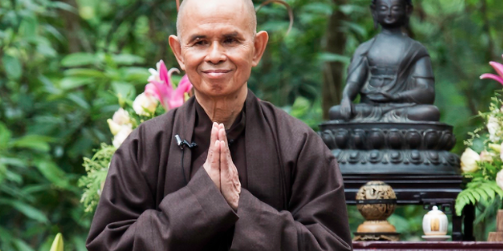 Mindful Retreat + Training at Thich Nhat Hanh's Plum Village in France
