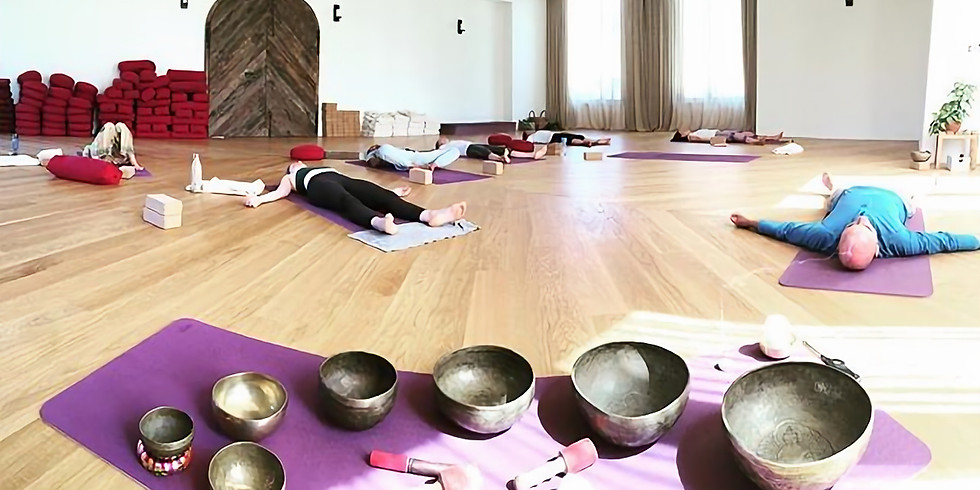 SOUND BATH: Open Doors Yoga - Canton, MA