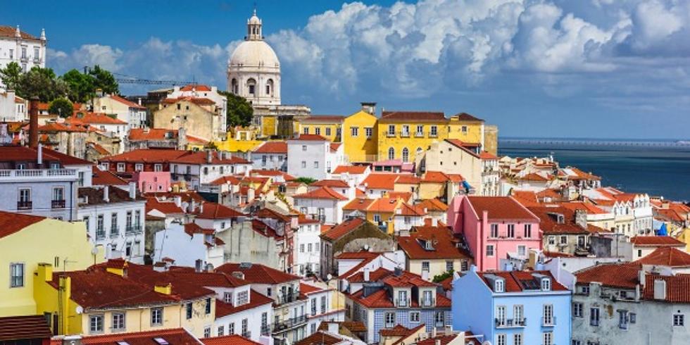 Mindful in Lisbon, Portugal